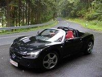 2002 Opel Speedster Overview
