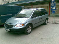 2002 Chrysler Voyager Picture Gallery
