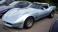 1982 Chevrolet Corvette picture, exterior
