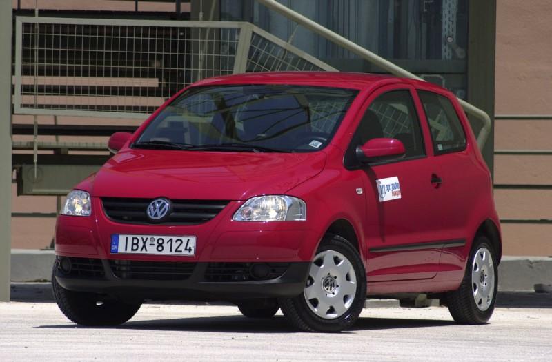 2005 Volkswagen Fox picture, exterior