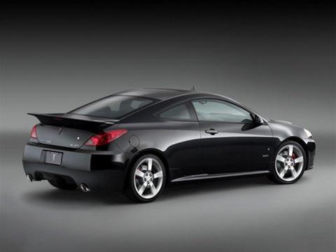 2008 Pontiac G6 GXP picture, exterior