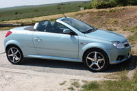 2007 Vauxhall Tigra Overview