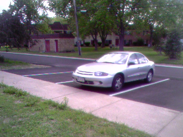 2005 Chevrolet Cavalier Base picture, exterior