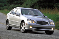 2001 Mercedes-Benz C-Class 4 Dr C320 Sedan, 2001 Mercedes-Benz C320 picture, exterior