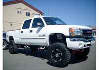 2007 GMC Sierra 2500HD Classic 4 Dr SLE2 Crew Cab 4WD picture, exterior