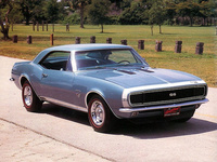 1967 Chevrolet Camaro Picture Gallery