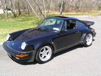 1984 Porsche 911 Carrera Turbo Look Coupe, exterior