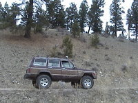 1987 Jeep Wagoneer Overview
