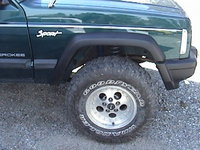 Picture of 1998 Jeep Cherokee 2 Dr Sport 4WD, exterior, gallery_worthy