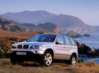 2000 BMW X5 Overview