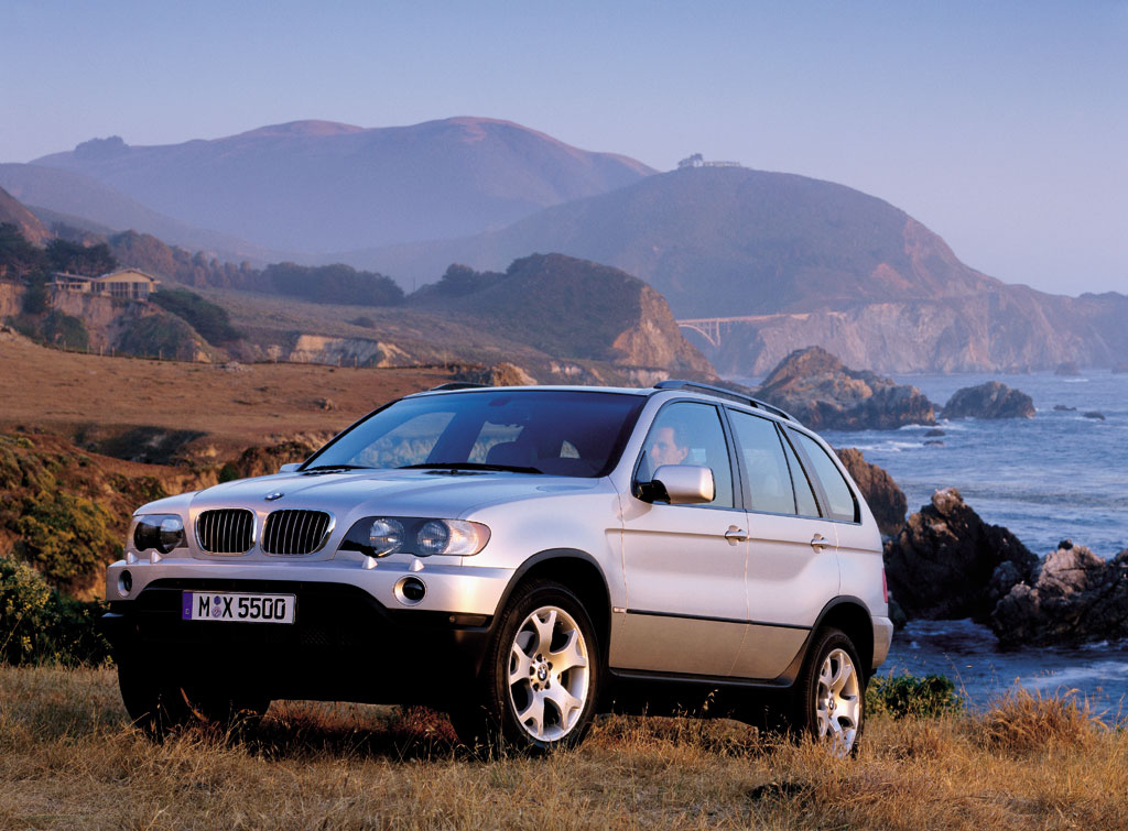 Picture of 2000 BMW X5
