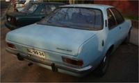 1972 Opel Rekord Overview