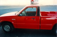 Picture of 1993 Mazda B-Series Pickup 2 Dr B2200 Standard Cab SB, exterior