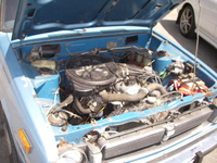 Picture of 1977 Toyota Corolla DX, engine