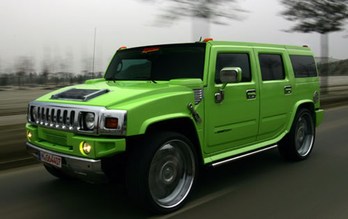 2007 Hummer H2 Luxury picture