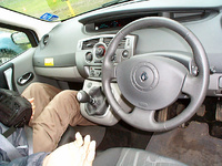 Picture of 2006 Renault Scenic, interior