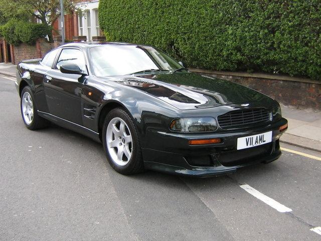 Aston Martin Virage Pictures CarGurus - Aston martin virage