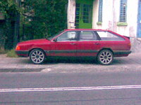 Picture of 1986 Audi 100, exterior, gallery_worthy