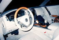 Picture of 2007 Cadillac XLR-V Base, interior