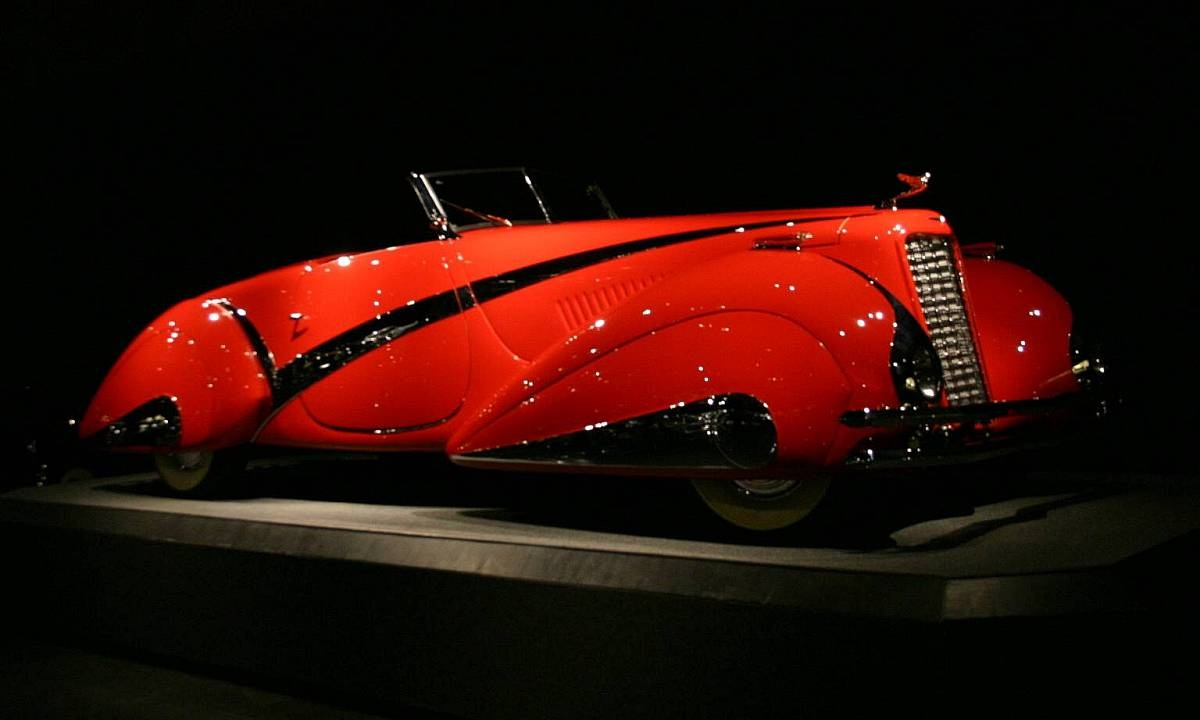1937 cadillac lasalle value