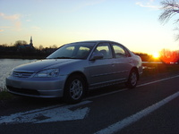 2001 Honda Civic LX picture, exterior