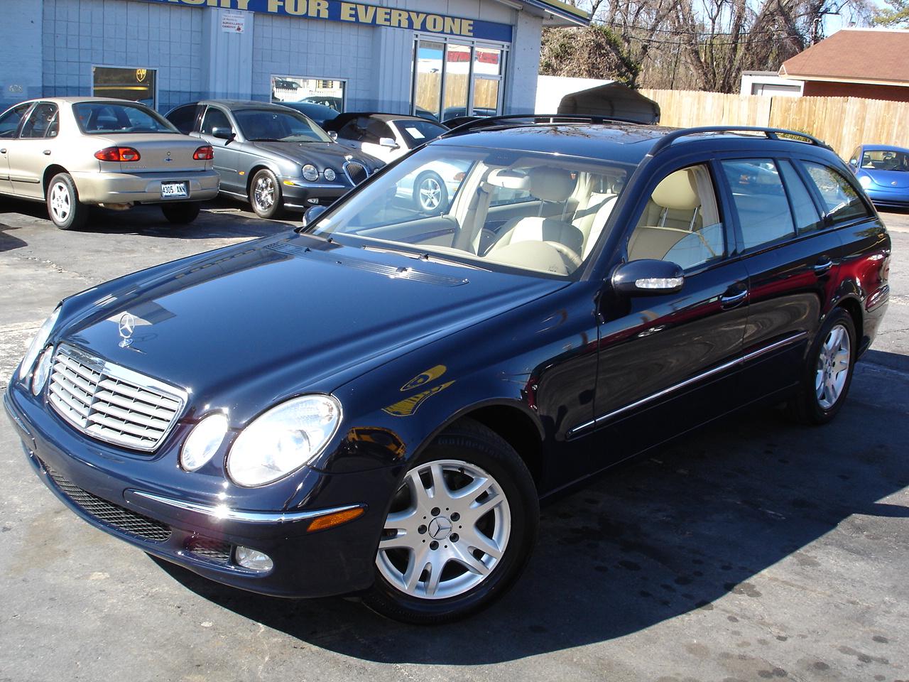 2006 mercedes benz e class exterior pictures cargurus for Mercedes benz e350 4matic wagon