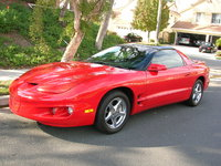 Picture of 2001 Pontiac Firebird Formula, exterior, gallery_worthy