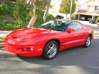 2001 Pontiac Firebird Picture Gallery