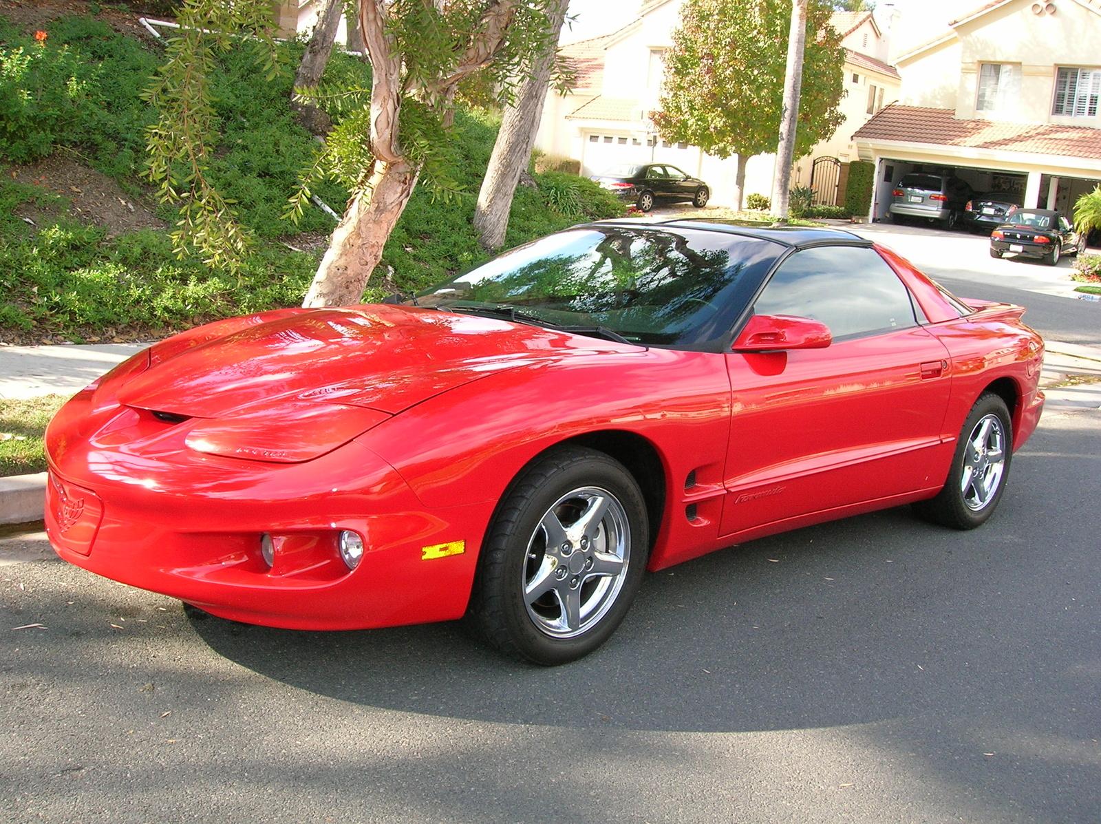 Picture of 2001 Pontiac Firebird Formula, exterior