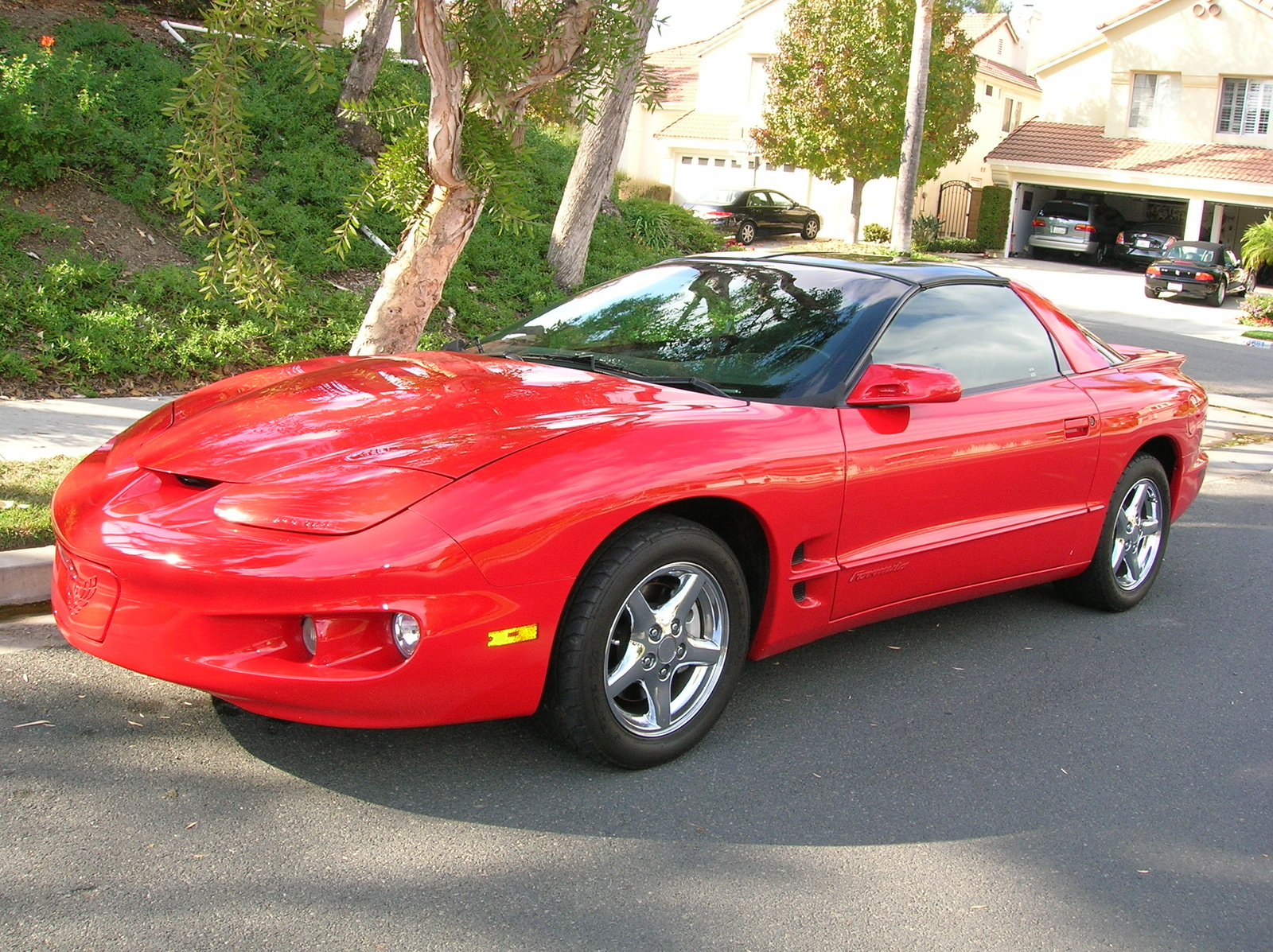 Picture of 2001 Pontiac Firebird Formula