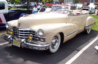 1947 Chrysler Royal Overview