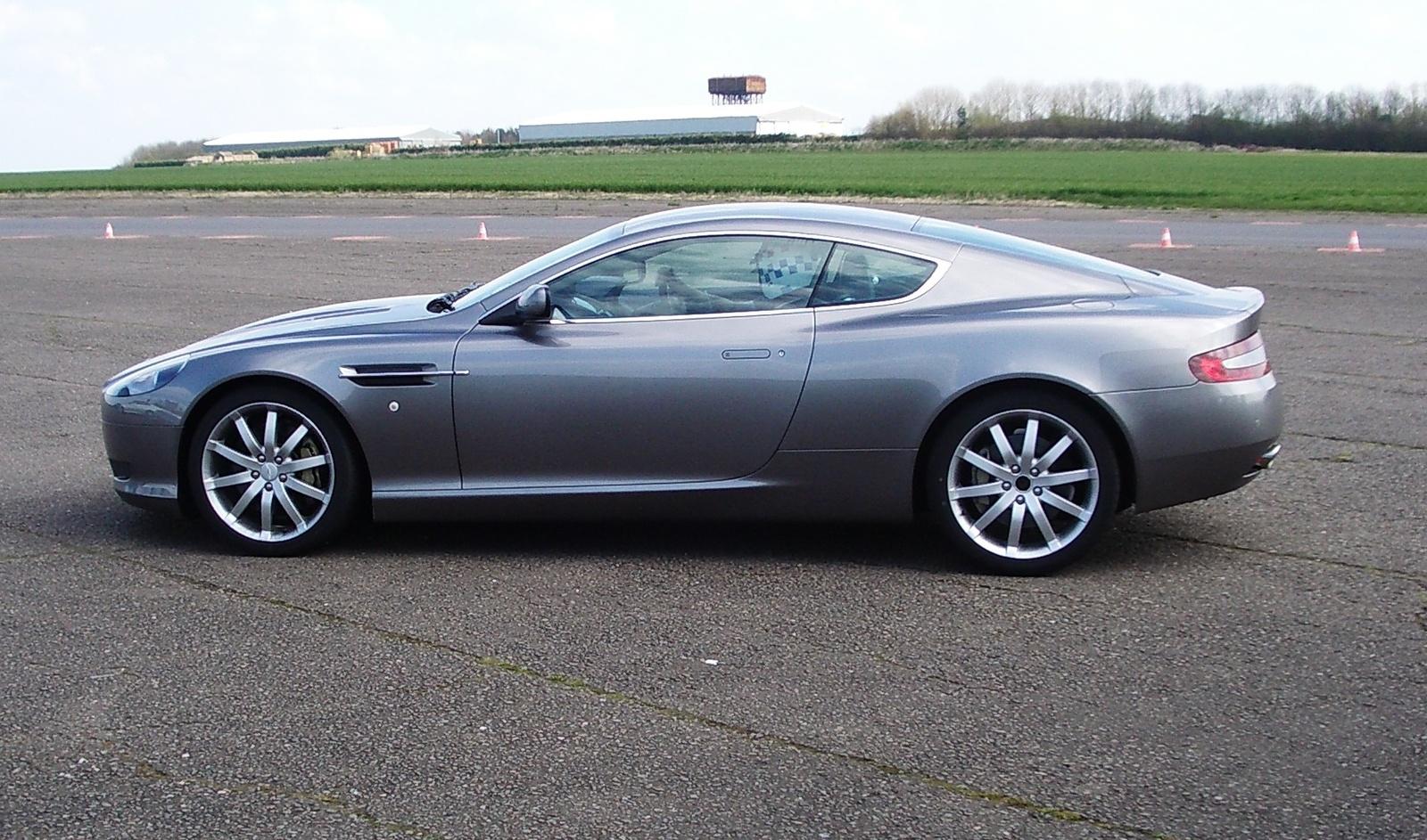 2005 Aston Martin Db9 Exterior Pictures Cargurus