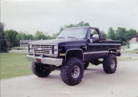 Picture of 1987 Chevrolet Blazer, exterior, gallery_worthy