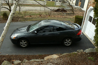 2003 Honda Accord EX Coupe picture, exterior