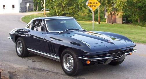 Picture of 1966 Chevrolet Corvette, exterior, gallery_worthy
