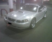 Picture of 2000 Ford Mustang GT Convertible RWD, exterior, gallery_worthy