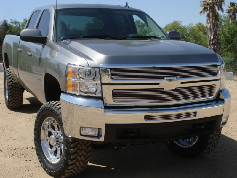 Picture of 2008 Chevrolet Silverado 3500HD