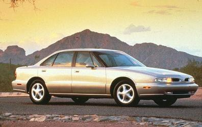 1997 Oldsmobile LSS 4 Dr Supercharged Sedan picture