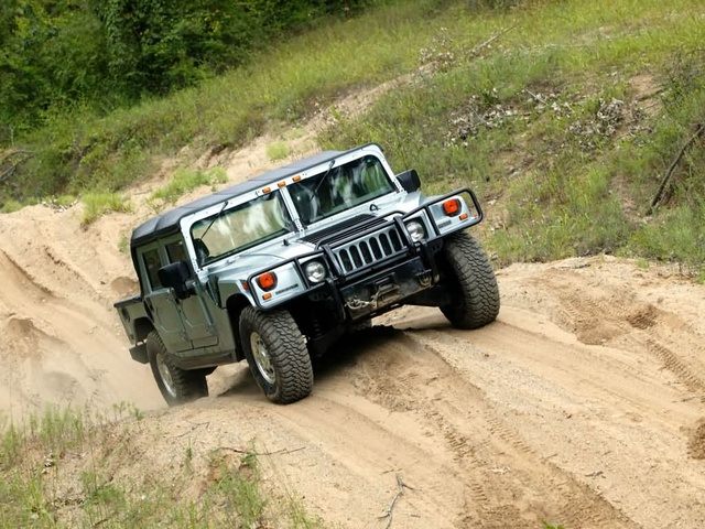 Picture of 2004 Hummer H1