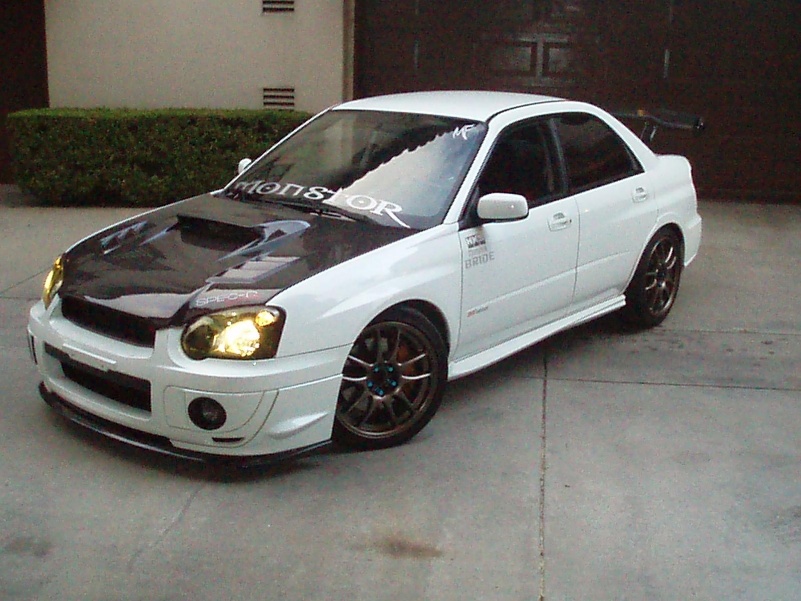 2005 Subaru Impreza Wrx Sti Pictures Cargurus