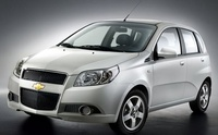 2008 Chevrolet Aveo, Picture of 2008 Chevrolet Kalos, exterior