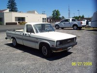 1984 Mazda B2000 Overview