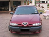 1995 Alfa Romeo 146, Not my car but you get the idea, exterior