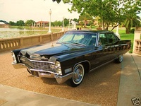 1967 Cadillac Fleetwood Overview