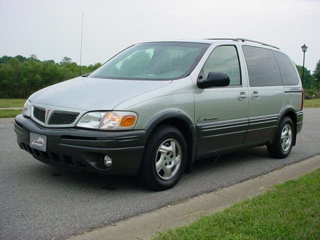 Picture of 2003 Pontiac Montana Base