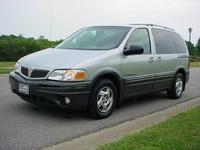Picture of 2003 Pontiac Montana 1SA, exterior