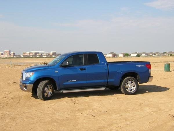 2007 Toyota Tundra 4X2 SR5 Double Cab 5-Speed picture, exterior