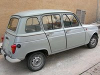 1990 Renault 4 Overview