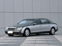 2007 Maybach 62 Picture Gallery