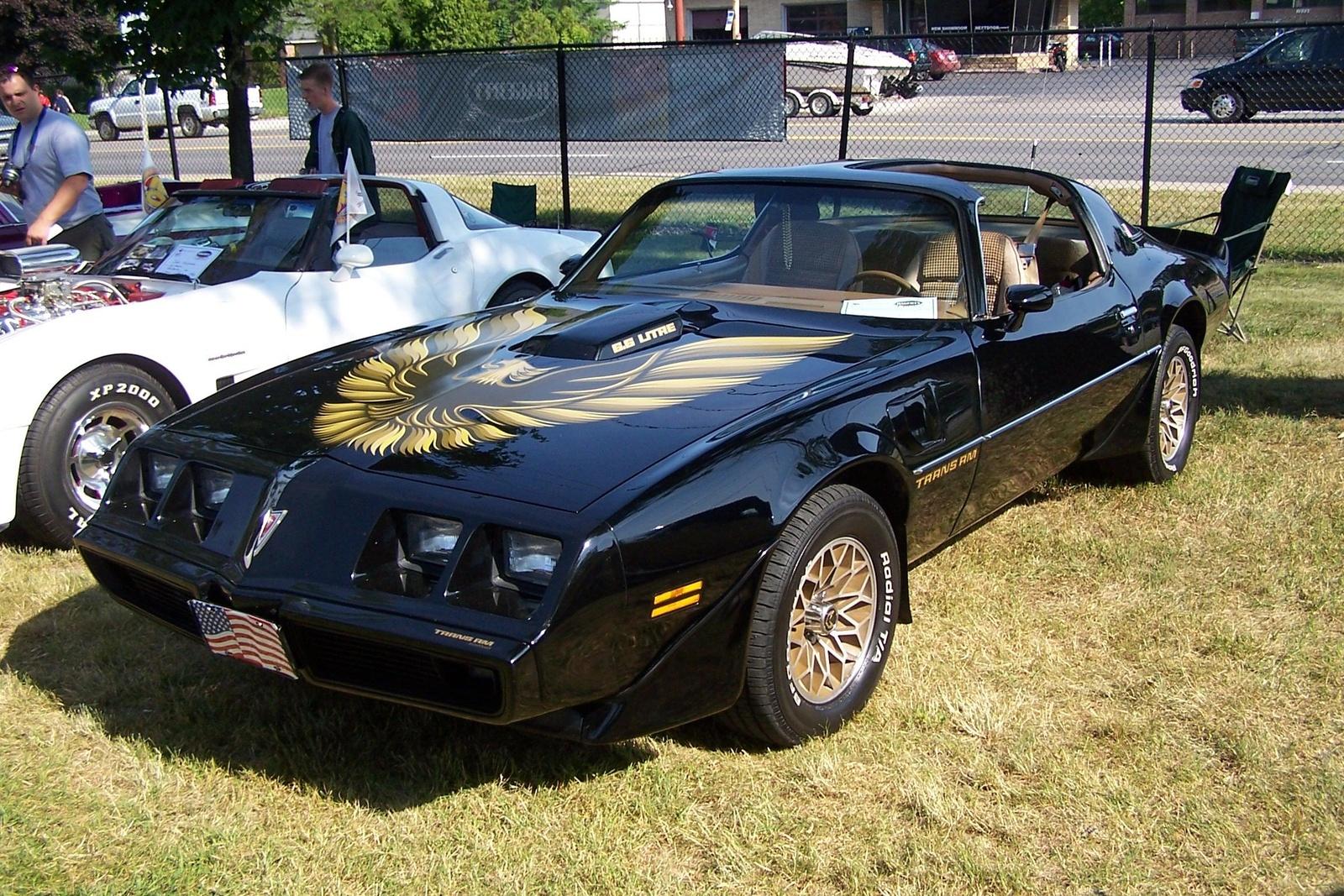 1986 Pontiac Trans Am Overview Cargurus